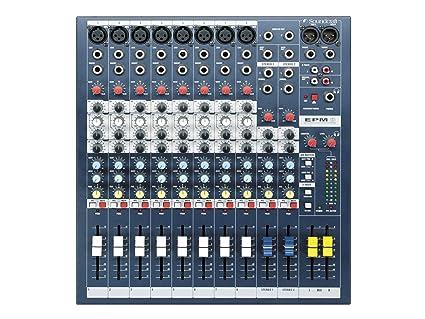 daftar harga mixer soundcraft 12 channel