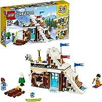 Lego - Creator Modüler Kış Tatili (31080)