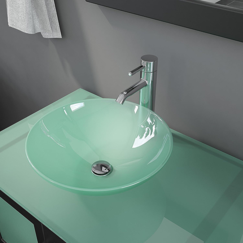 Amazon.com: The Tub Connection 71 Inch Espresso Modern Bathroom ...