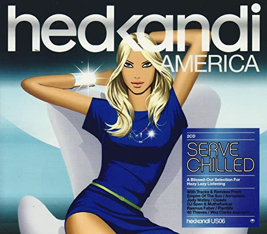 Hed kandi: serve chilled 2008 (cd, compilation) | discogs.