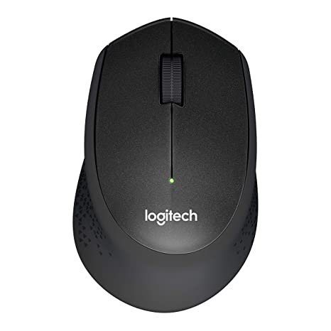 c5ee9cb0b2b Logitech M330 Silent Plus Wireless Mouse – Enjoy Same Click Feel with 90%  Less Click Noise, 2 Year Battery Life, Ergonomic Right-hand Shape for  Computers ...