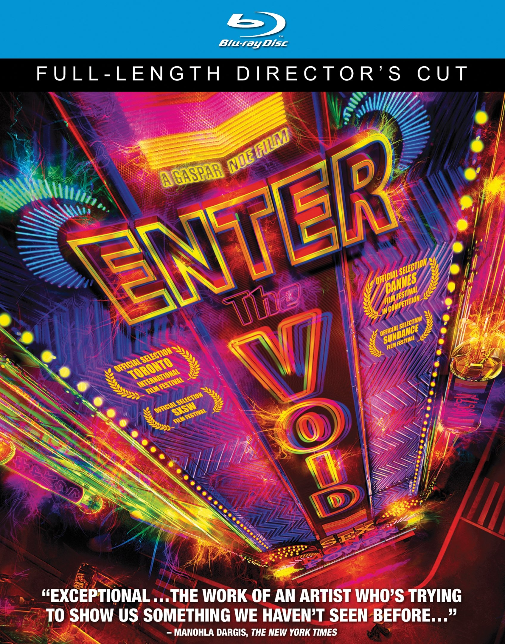 Blu-ray : Enter the Void (Blu-ray)