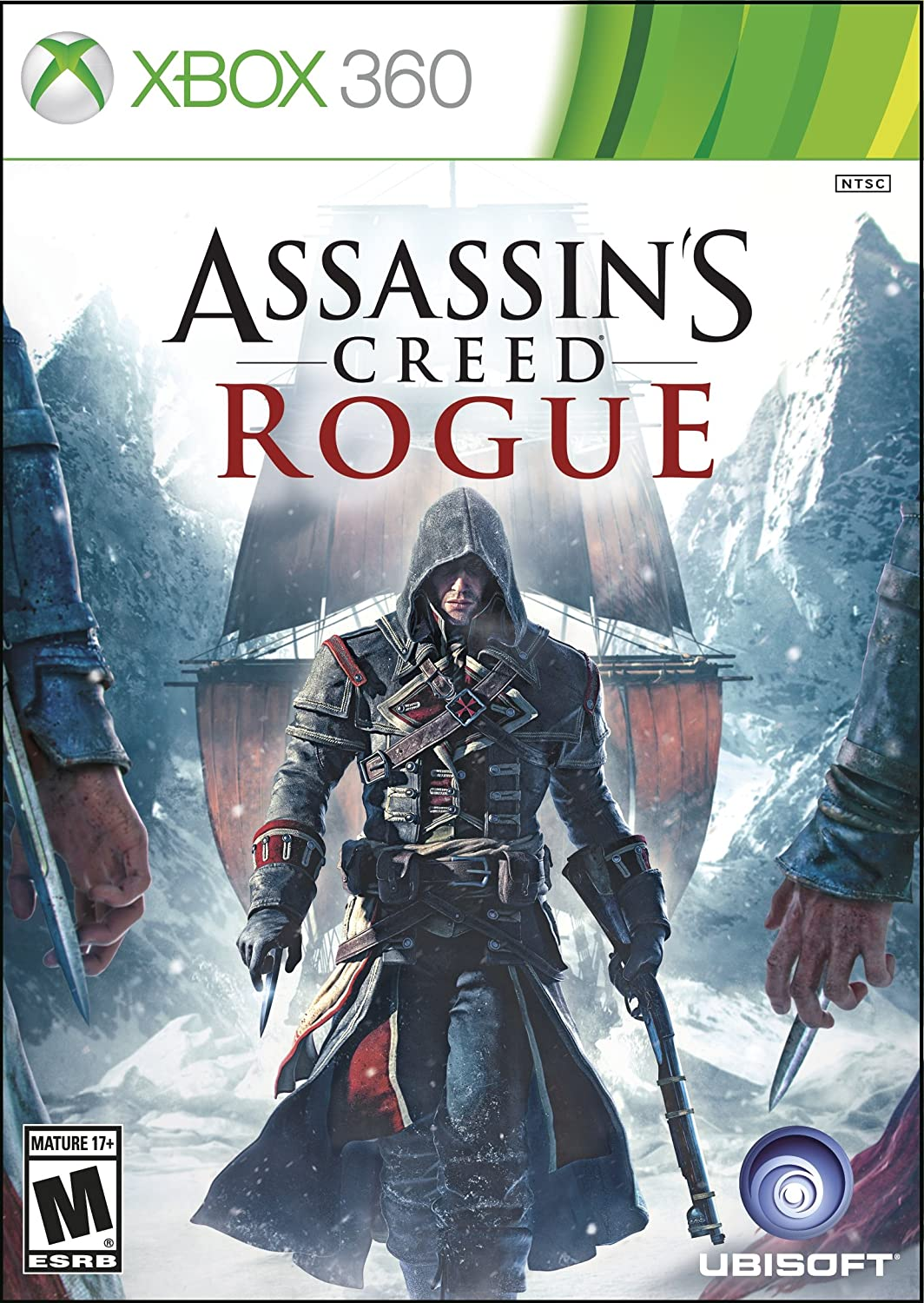 Ubisoft Assassins Creed Rogue Limited Edition - Juego (Xbox 360 ...