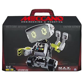Y 6040732Amazon Juegos Meccano esJuguetes Max LUMGqzSVp