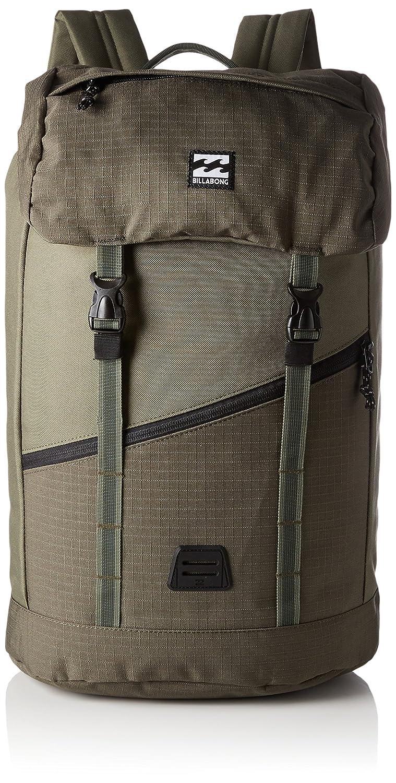 BILLABONG Track, Mochila para Hombre, Verde (Military) 17x26x51 cm (W x H x L): Amazon.es: Zapatos y complementos