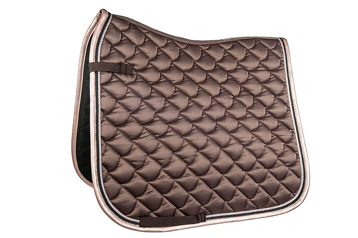 Hkm Hkm 4057052043925 Saddle Cloth -Copper Kiss-4000 Mokkaponyviels.