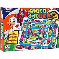 Family Games - Juego de la Oca (Globo