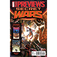 Secret Wars May Previews (Marvel Previews) (English Edition)