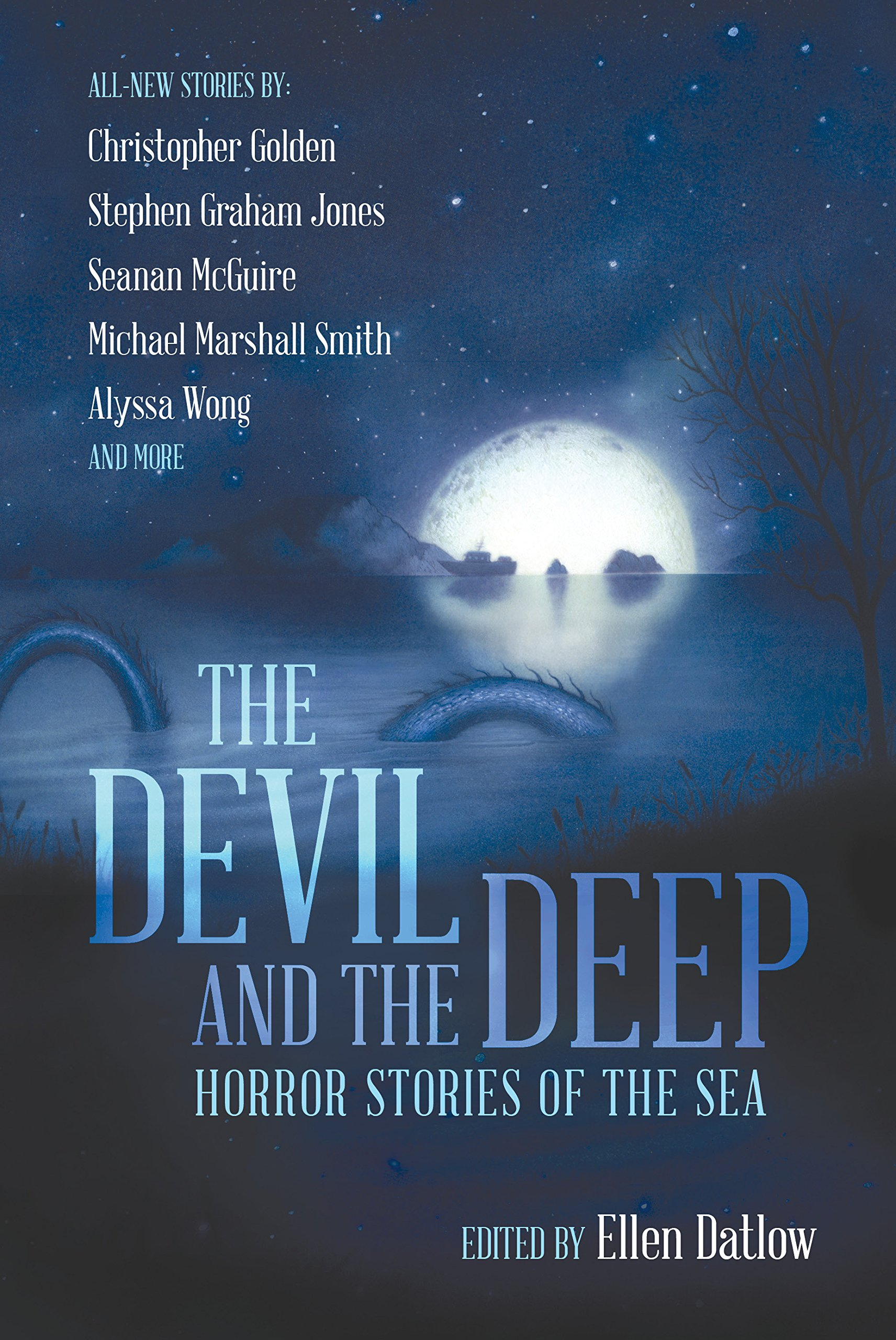 The Devil and the Deep: Horror Stories of the Sea: Ellen Datlow ...