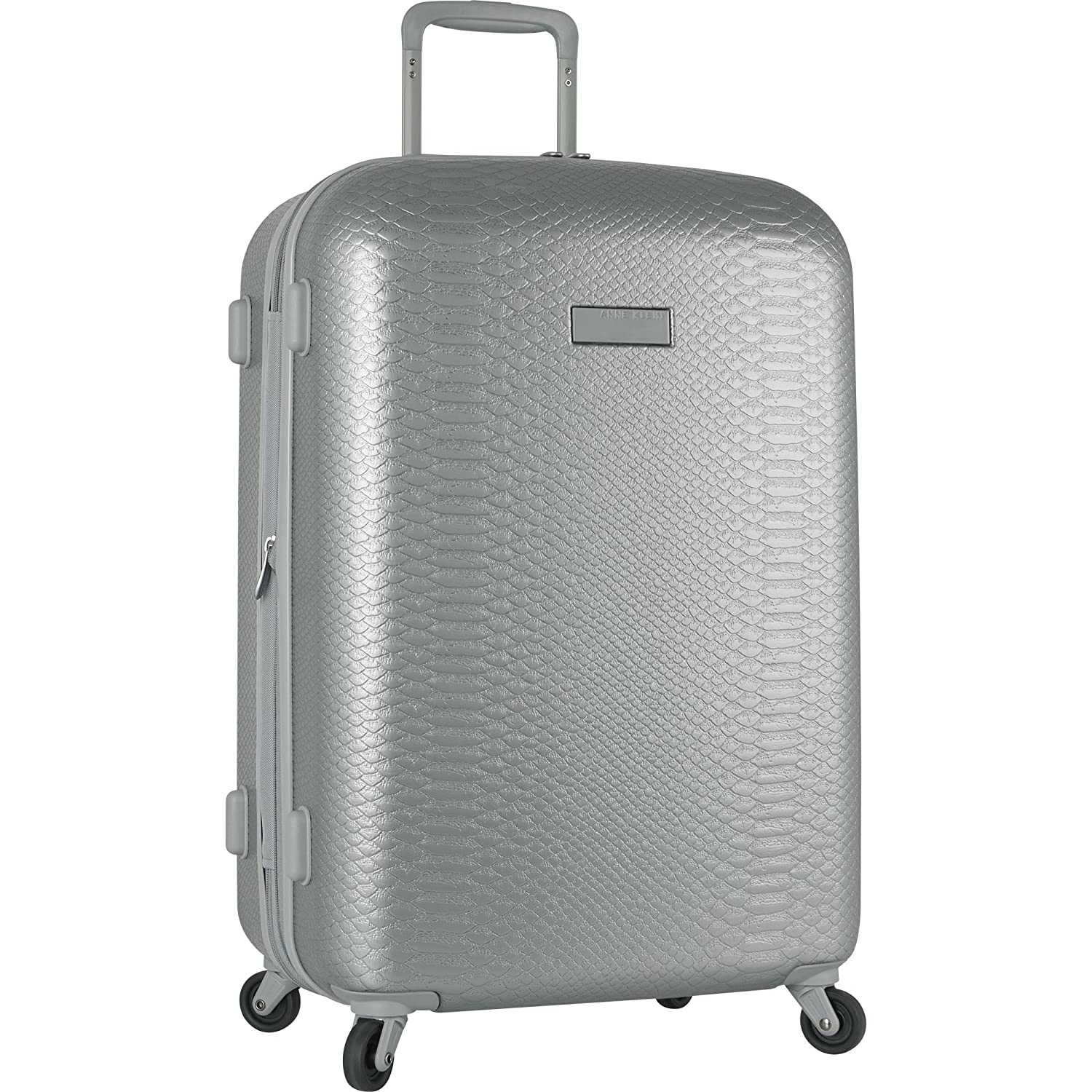 Image of Luggage Anne Klein 29' Hardside Spinner Luggage, Silver