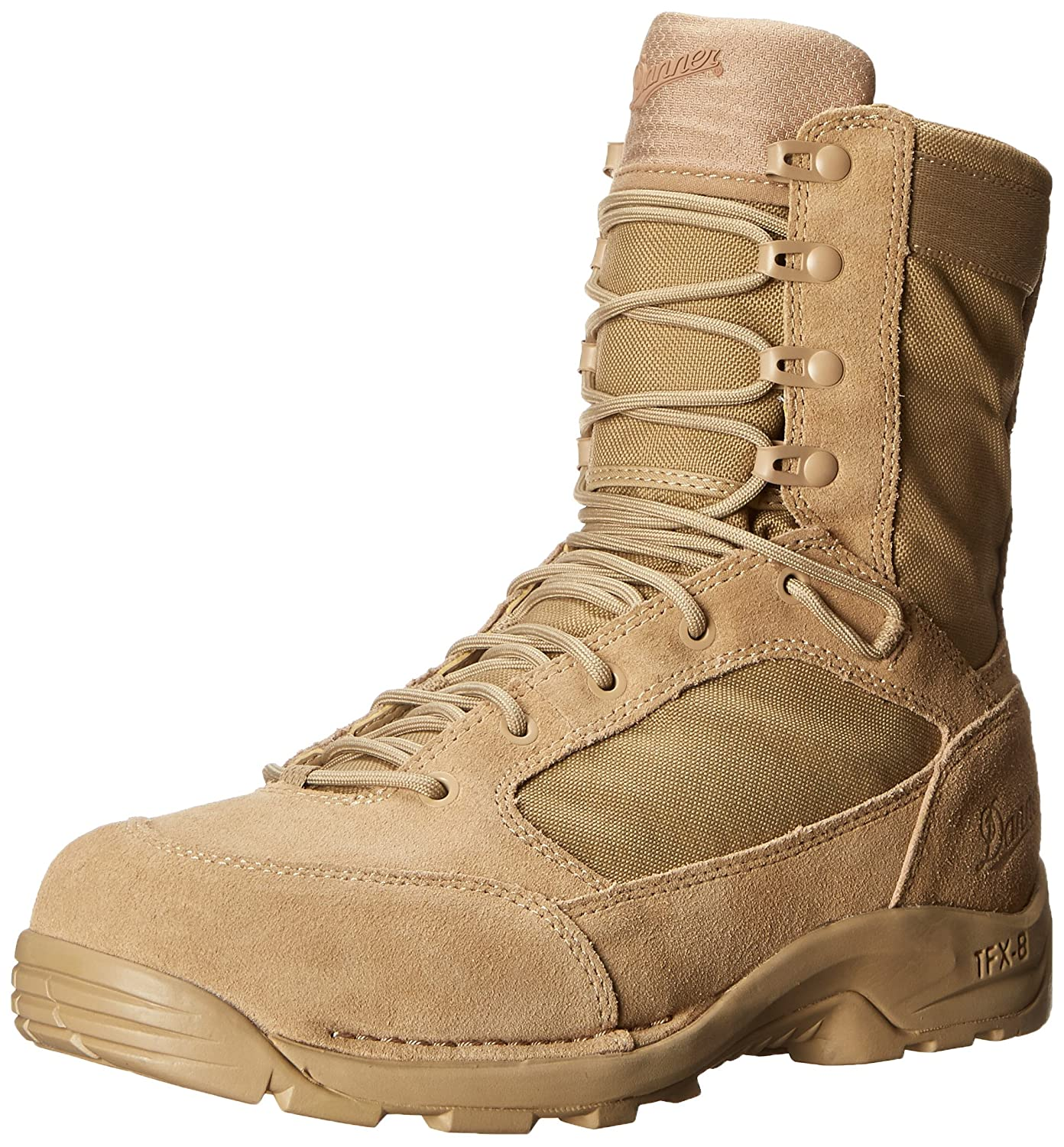 Amazon.com: Danner Men's Desert TFX G3 8-Inch Duty Boot: Shoes