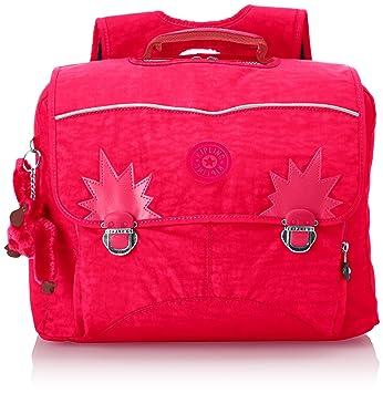 Kipling New SchoolSac d'école MediumRose (Cherry Pink Mix) yb1uEY