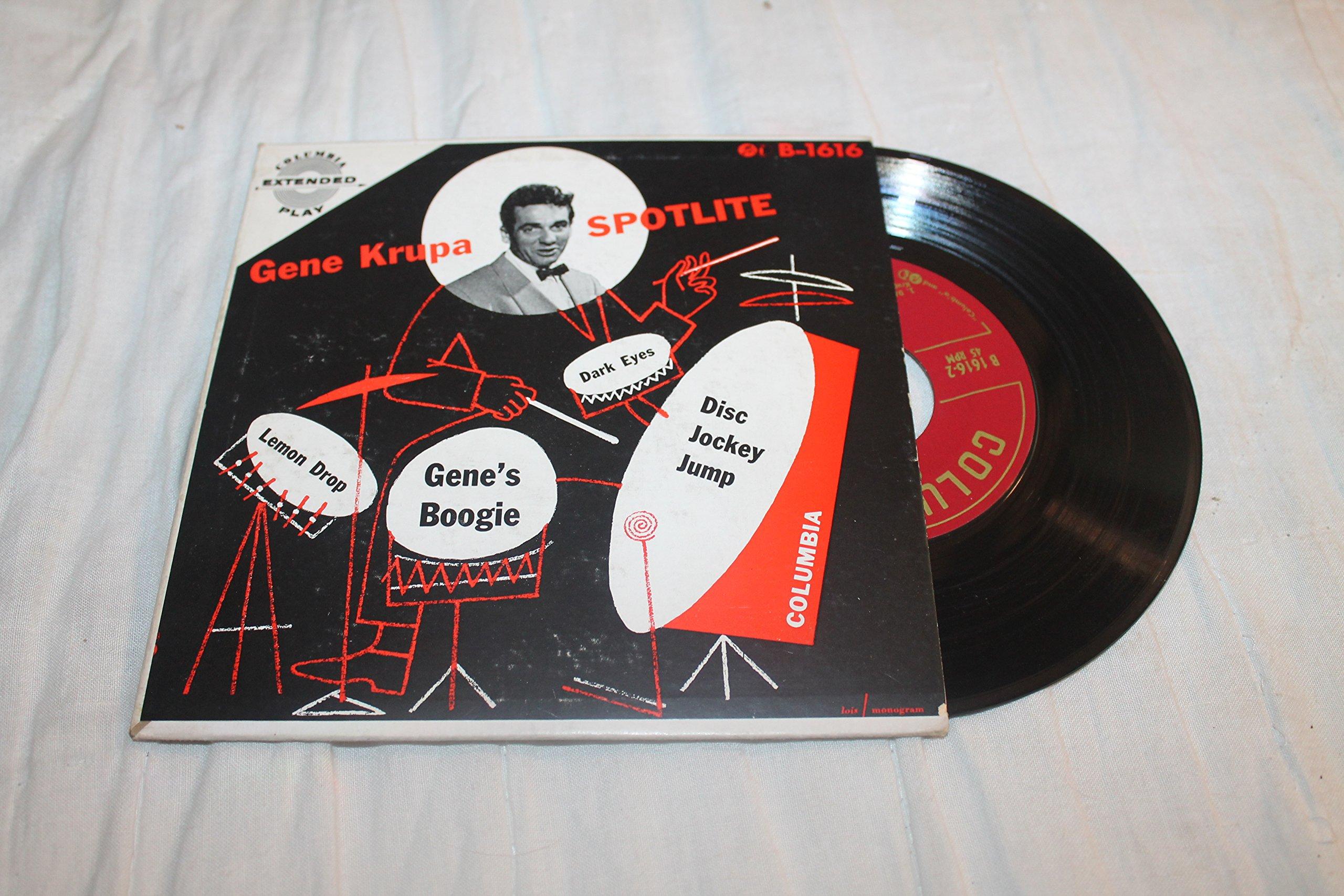 Gene Krupa Spotlite