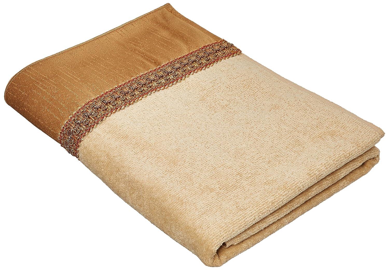 Avanti Braided Cuff Bath Towel Avanti Linens 11651RAT