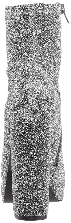 Steve Madden B0714G81S1 Women's Stardust Fashion Boot B0714G81S1 Madden 7 B(M) US|Silver d2c8a2