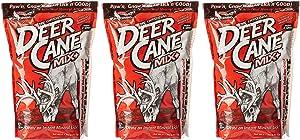 Evolved Habitats Deer Cane Mix Mineral & Attractant 6.5 Lb Bag. 3 Pack Deer Cane Mix 3 Pack