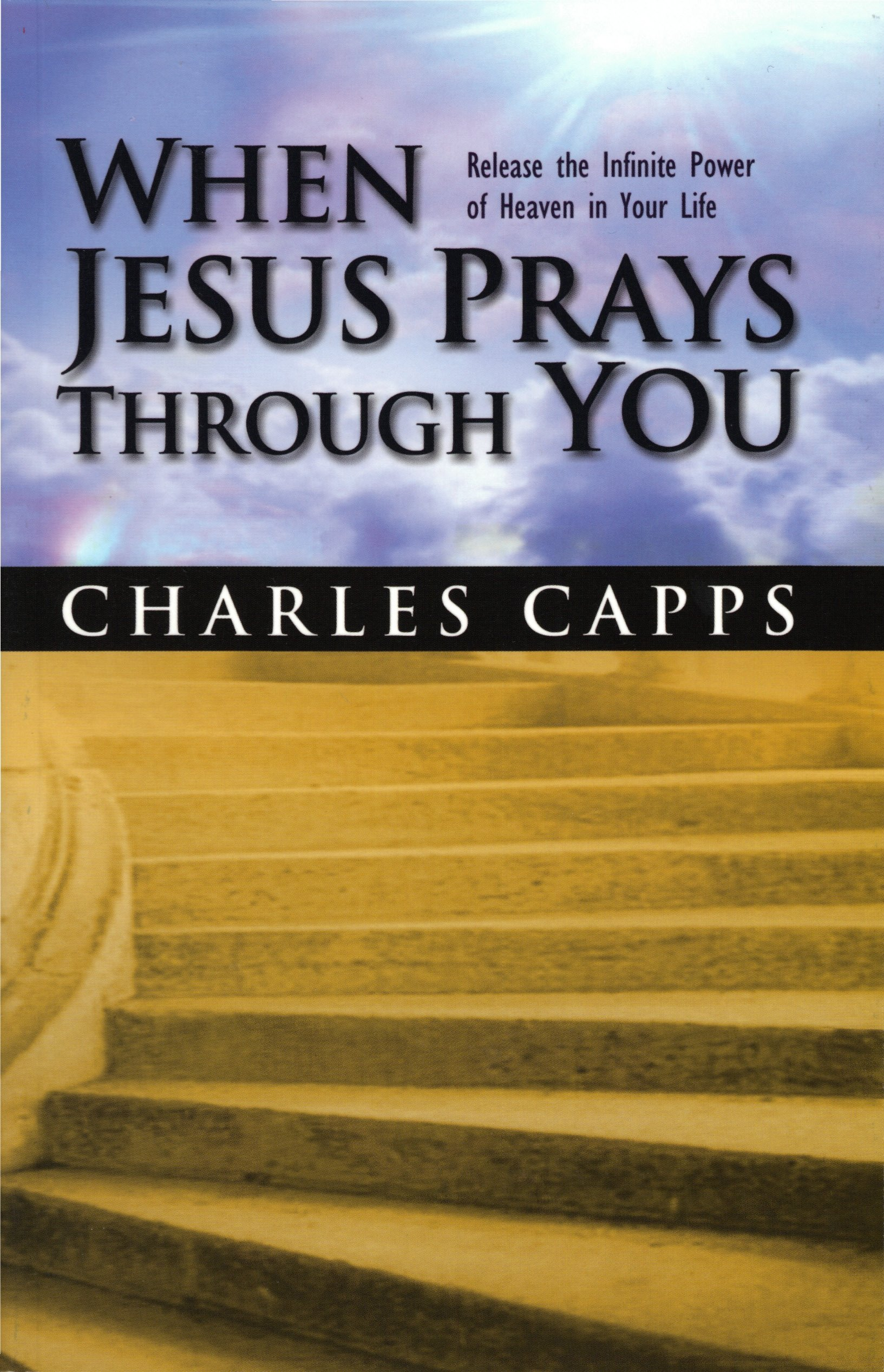 Download When Jesus Prays Through You pdf epub