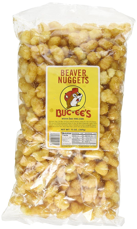 amazon com buc ees beaver nuggets sweet corn puff snacks texas bucees