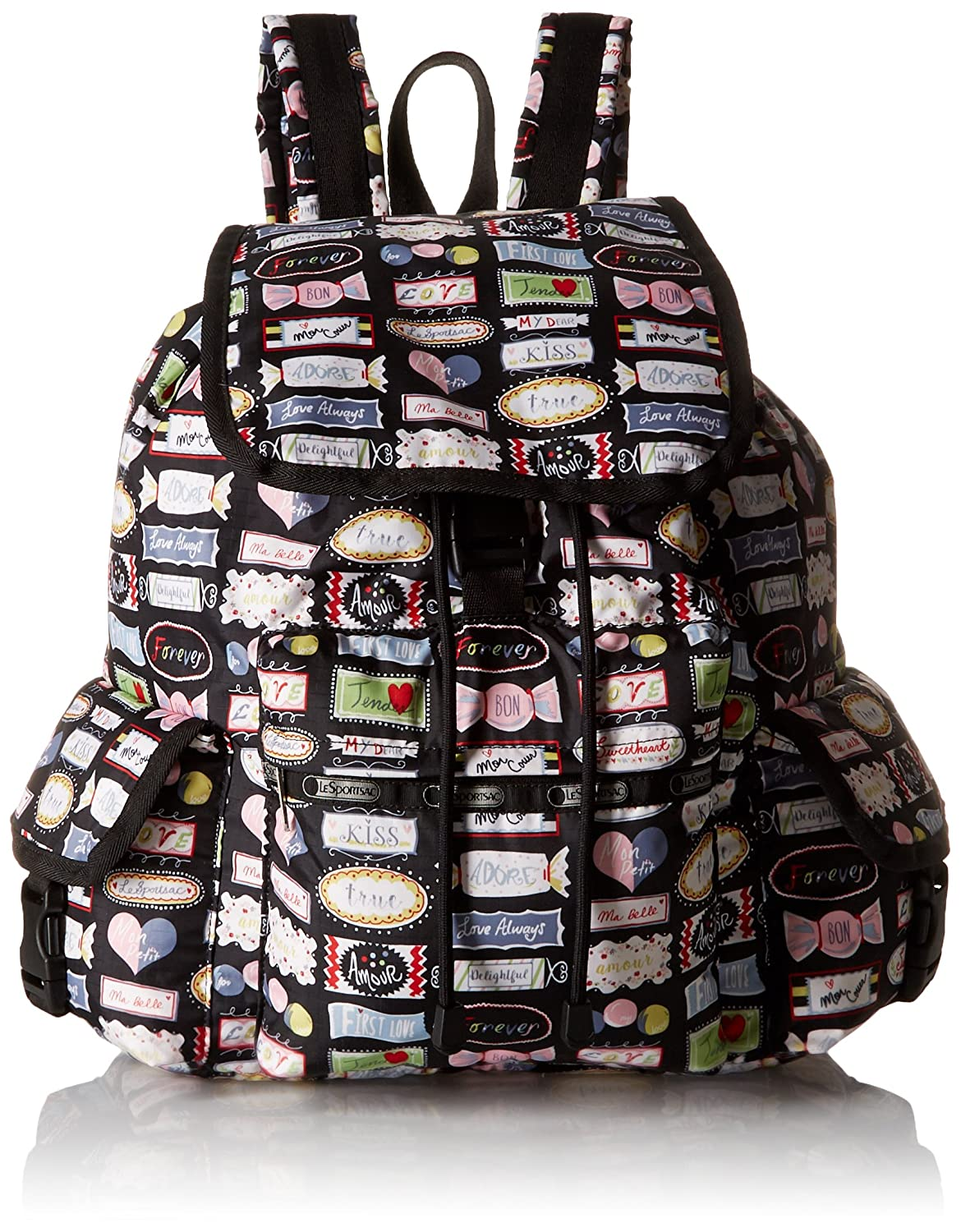 [レスポートサック] リュック(VOYAGER BACKPACK ) VOYAGER BACKPACK、軽量 7839 [並行輸入品] B018JW1BZI Sweet Talk Sweet Talk