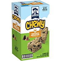 58-Count Quaker Chewy Granola Bars and Dipps Variety Pack Deals