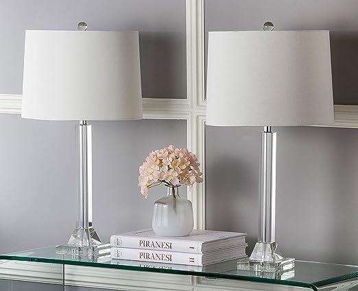 Amazon.com: Safavieh Columna 27-Inch lámpara de mesa de ...
