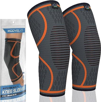 Modvel Knee Compression Sleeve | FDA Approved Knee Brace