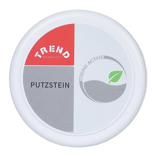 Trend Products Trend Active Putz - Piedra de limpieza Paste - Ecológico y Vegano - 250 g incl. Esponja: Amazon.es: Hogar