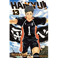 Haikyu!!, Vol. 13
