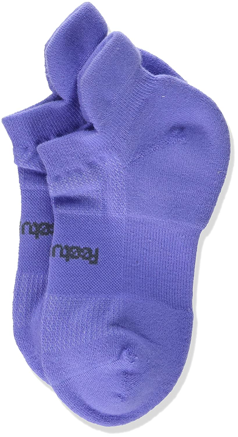 High Performance Cushion No Show Tab Athletic Running Socks for Men and Women Feetures