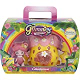 Giochi Preziosi - Glimmies Rainbow Friends Glimhouse, Fragola con Glimmies, Orsadora