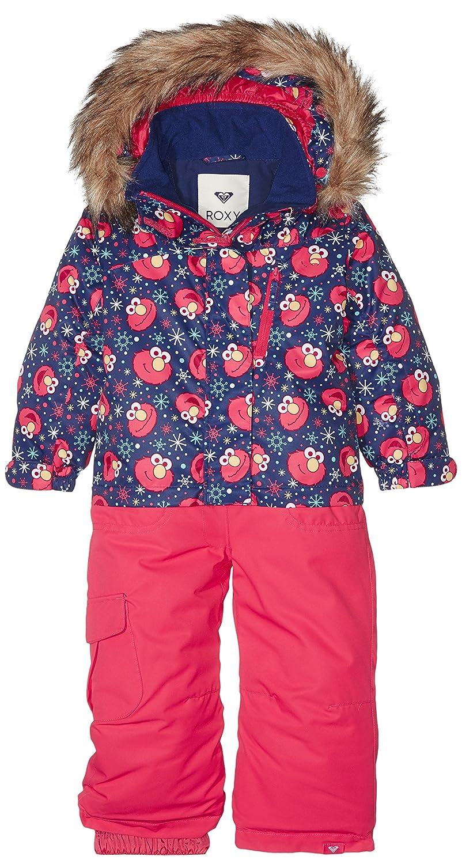 Roxy Mädchen Snowsuit Paradise Suit K Mehrfarbig 3 ERLTS03001-BGM9-3