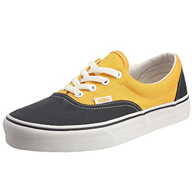 Era Bmx Chaussures De Et Hommes Vans Blanc BleuJaune Skate