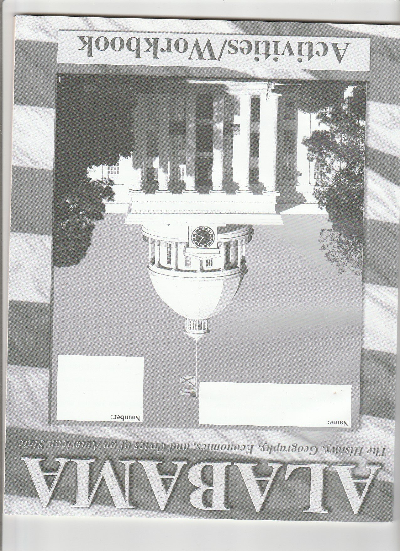 alabama the history geography economics and civics of an american