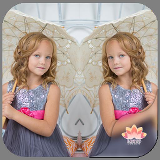 Mirror Photo Reflection App - Reflection Photo App