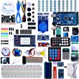 Elegoo EL-KIT-008 Mega 2560 Project The Most Complete Ultimate Starter Kit w/ TUTORIAL for Arduino UNO Nano