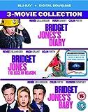 Bridget Jones 3-Film Collection (Bridget Jones's Diary/Bridget Jones: The Edge Of Reason/Bridget Jones's Baby) [Blu-ray + Digital Download] [2016]
