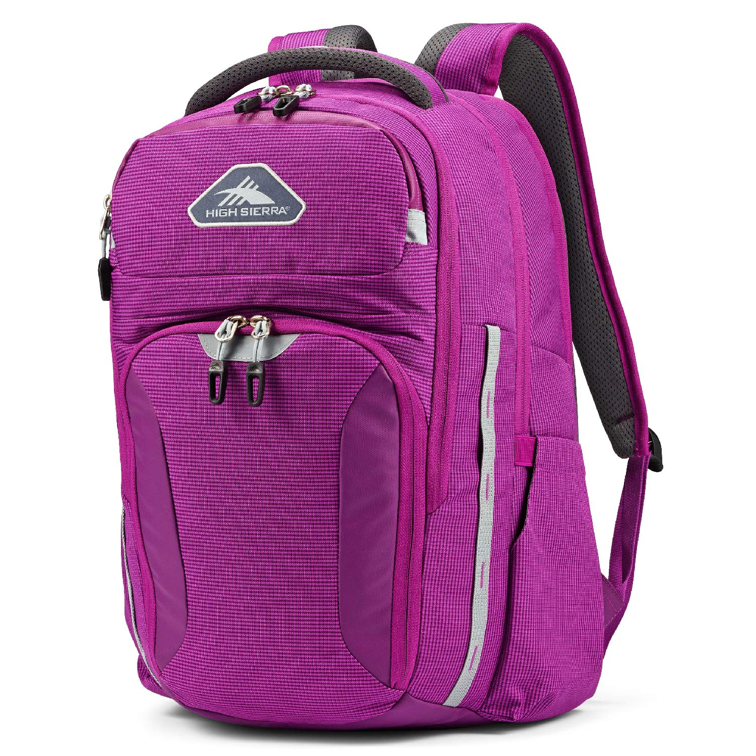 a022fe946d53 High Sierra Unisex Autry Backpack, 15-inch Laptop Backpack, 17-inch Laptop  Backpack for Men or Women