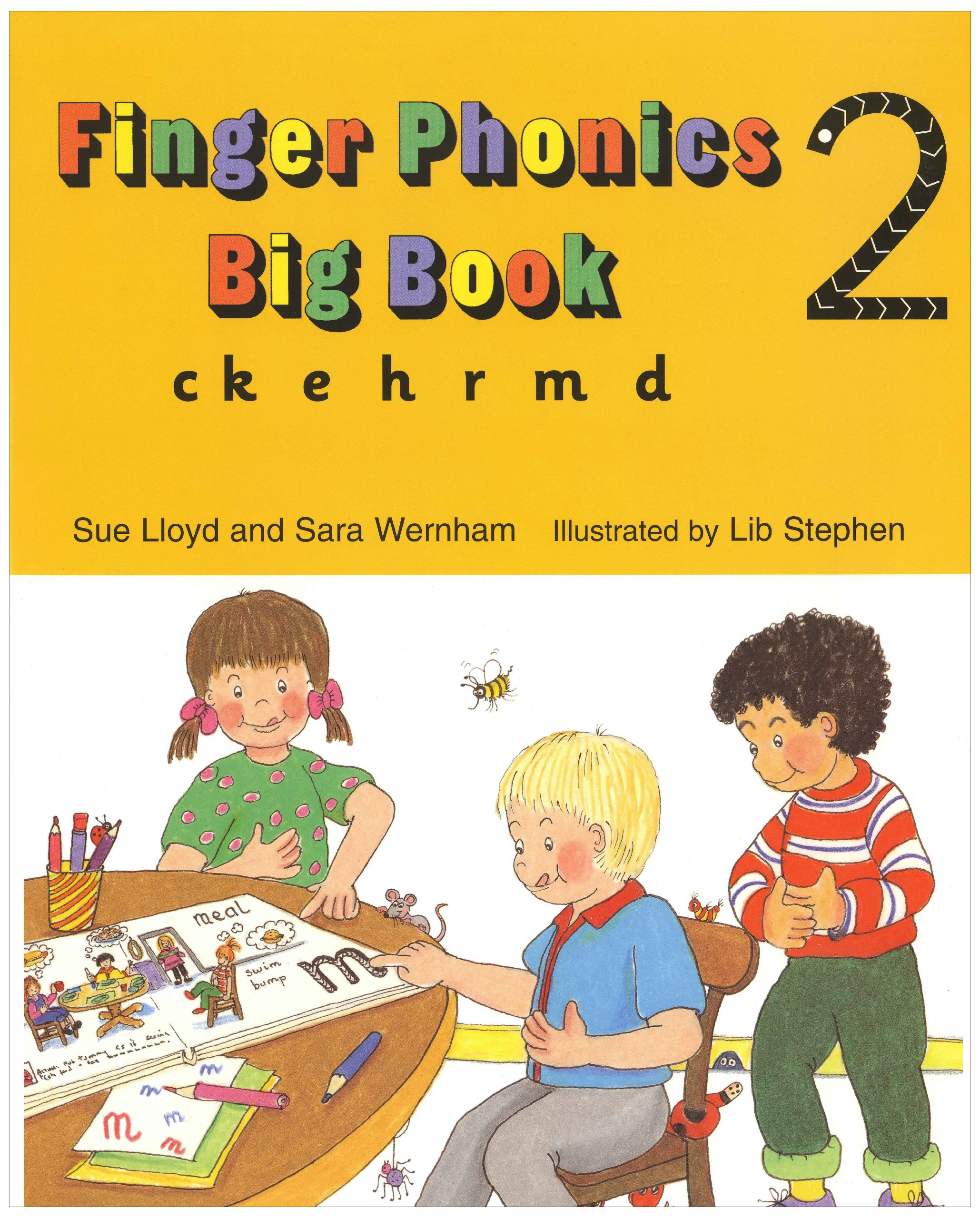 Jolly Phonics Big Book