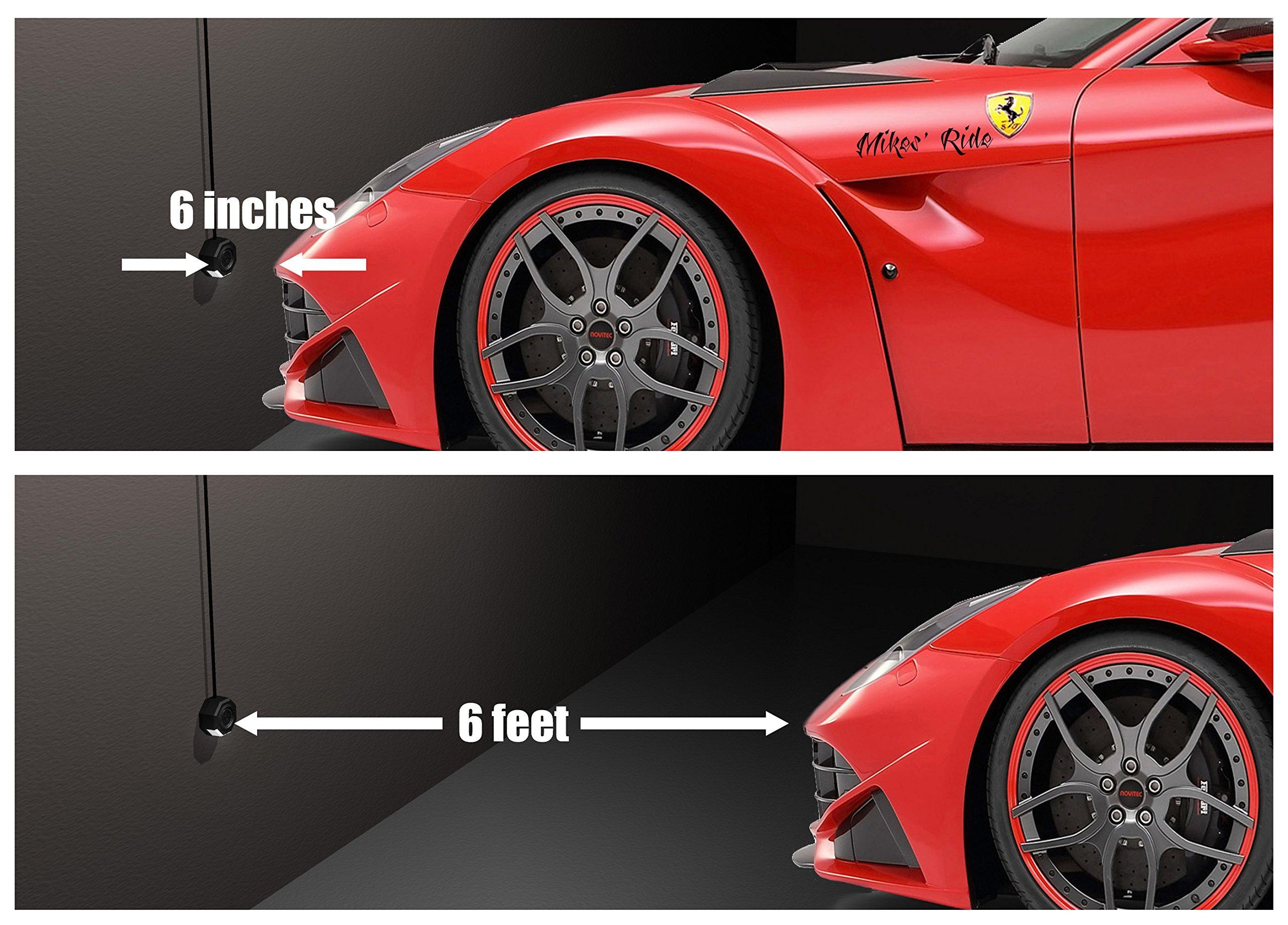 Striker Adjustable Garage Parking Sensor - Parking Aid by Striker Concepts (Image #4)