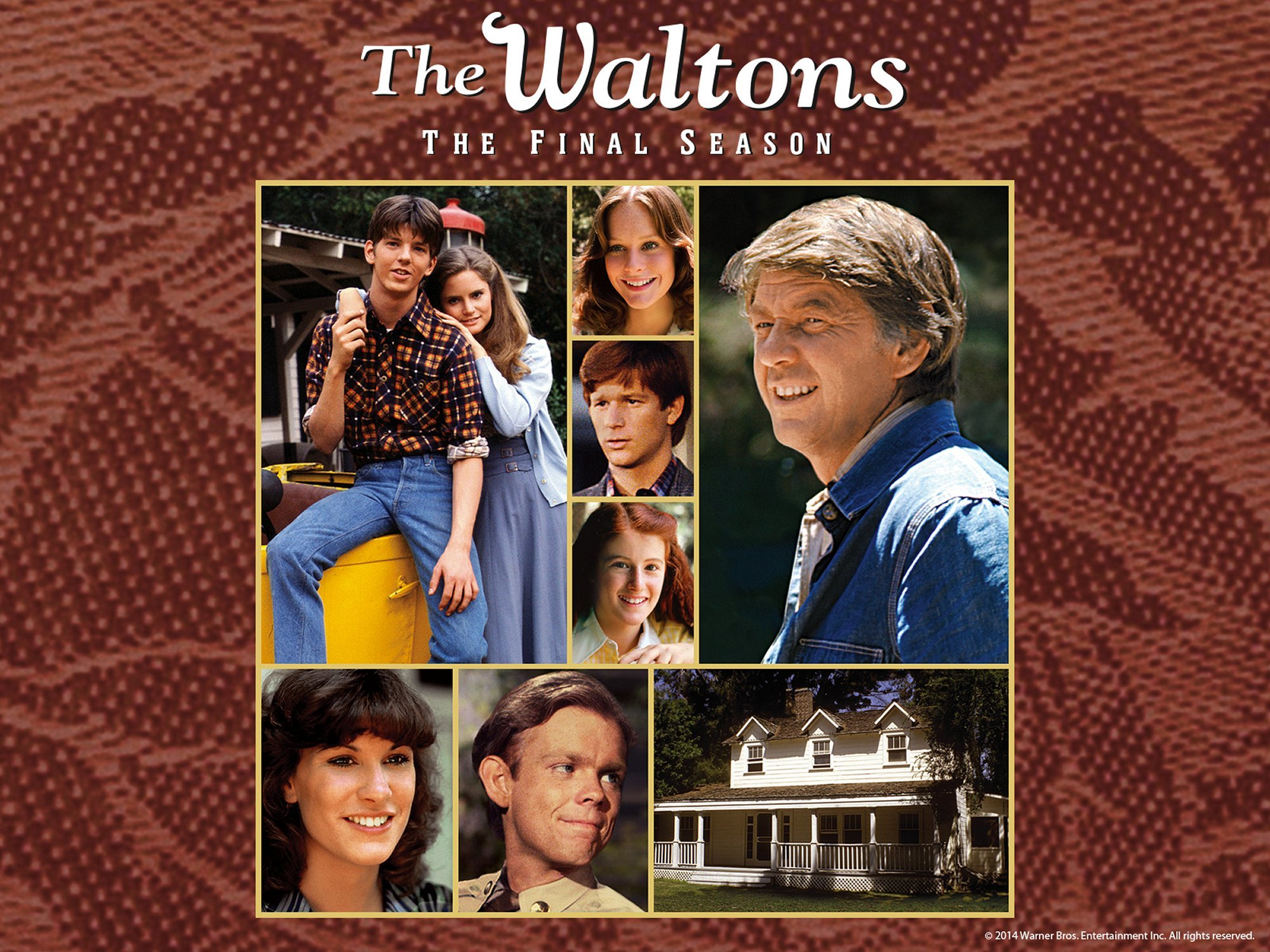 Amazoncom Watch The Waltons The Complete First Season