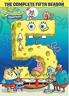 amazon com spongebob squarepants the complete 1st season tom