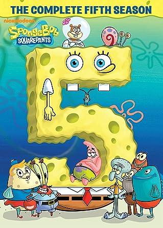 Amazon.com: Spongebob Squarepants: Complete Fifth Season ...
