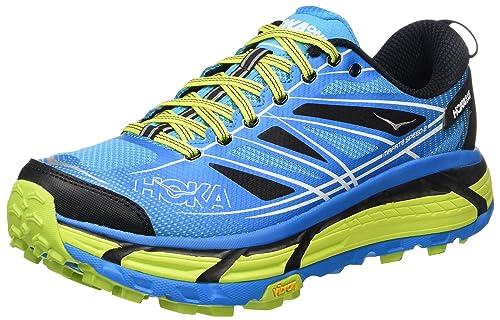 Bleu 2 Speed Chaussures Mafate de HOKA one one Cyan Trail Homme nzgqAgHIf