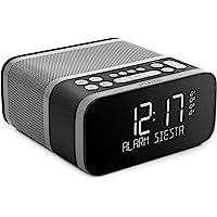 Pure Siesta S6 Radio Réveil Numérique Graphite