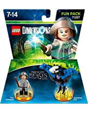 LEGO Dimensions Fantastic Beasts Tina Fun Pack TTL