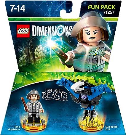 Warner Bros Interactive Spain Lego Dimensions - Fantastic Beasts: Amazon.es: Videojuegos