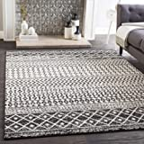 "Artistic Weavers Chester Black Area Rug, 5'3"" x 7'6"""