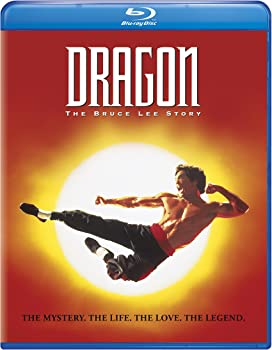 Dragon The Bruce Lee Story on Blu-ray