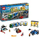 Lego City Terminal Merci, Multicolore, 60169