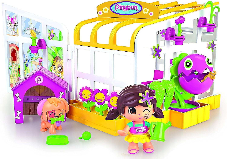 Pinypon - Playset Cabaña de Mascotas, para niños y niñas a Partir de 4 años (Famosa 700012739)